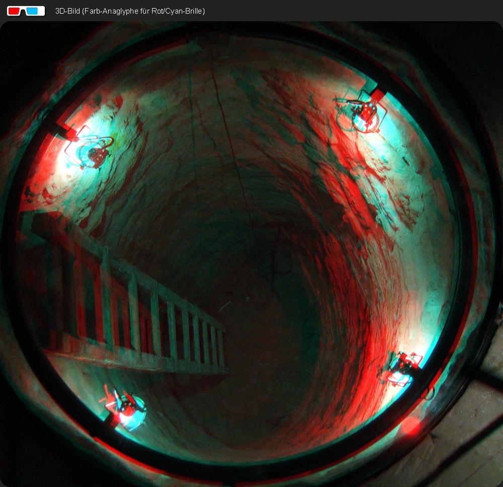Das Loch 3D