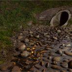 Das Loch...