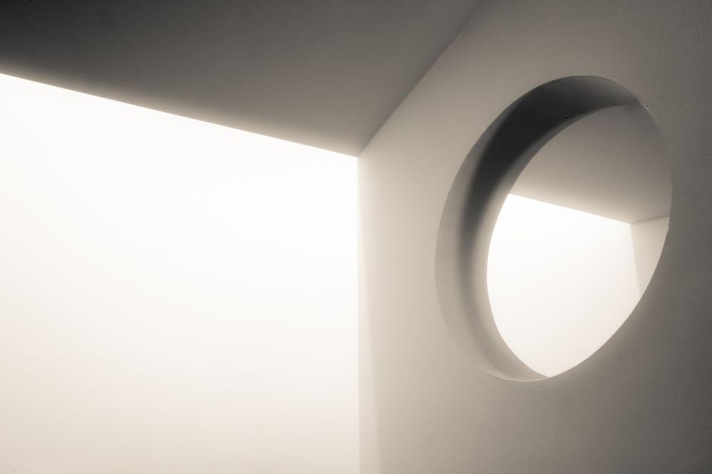 Das Loch in der Wand...