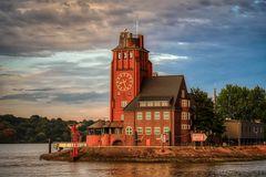 Das Lotsenhaus Seemannshöft