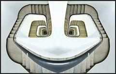 Treppenspiegelungen