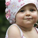 Das Mädchen mit dem Kopftuch ...