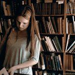 Das Mädchen mit den Büchern