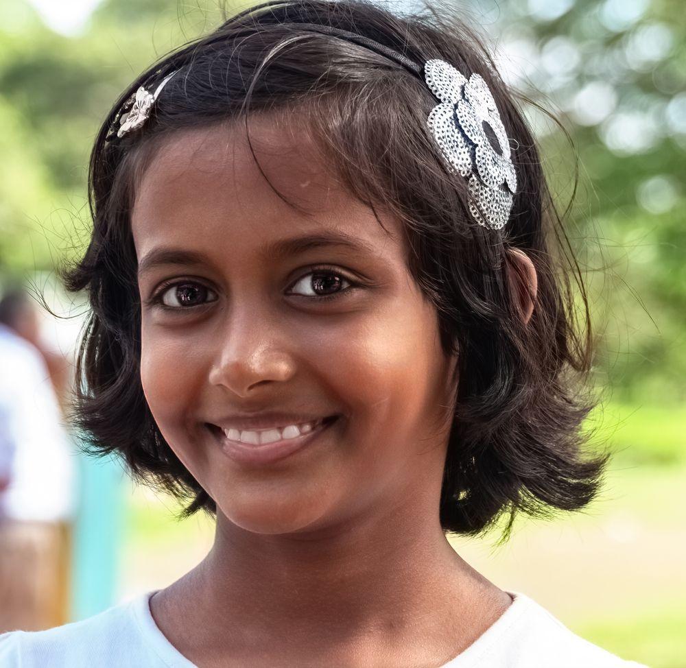 Das Mädchen von Polonnaruwa