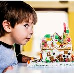 Das Märchen Lebkuchenhaus
