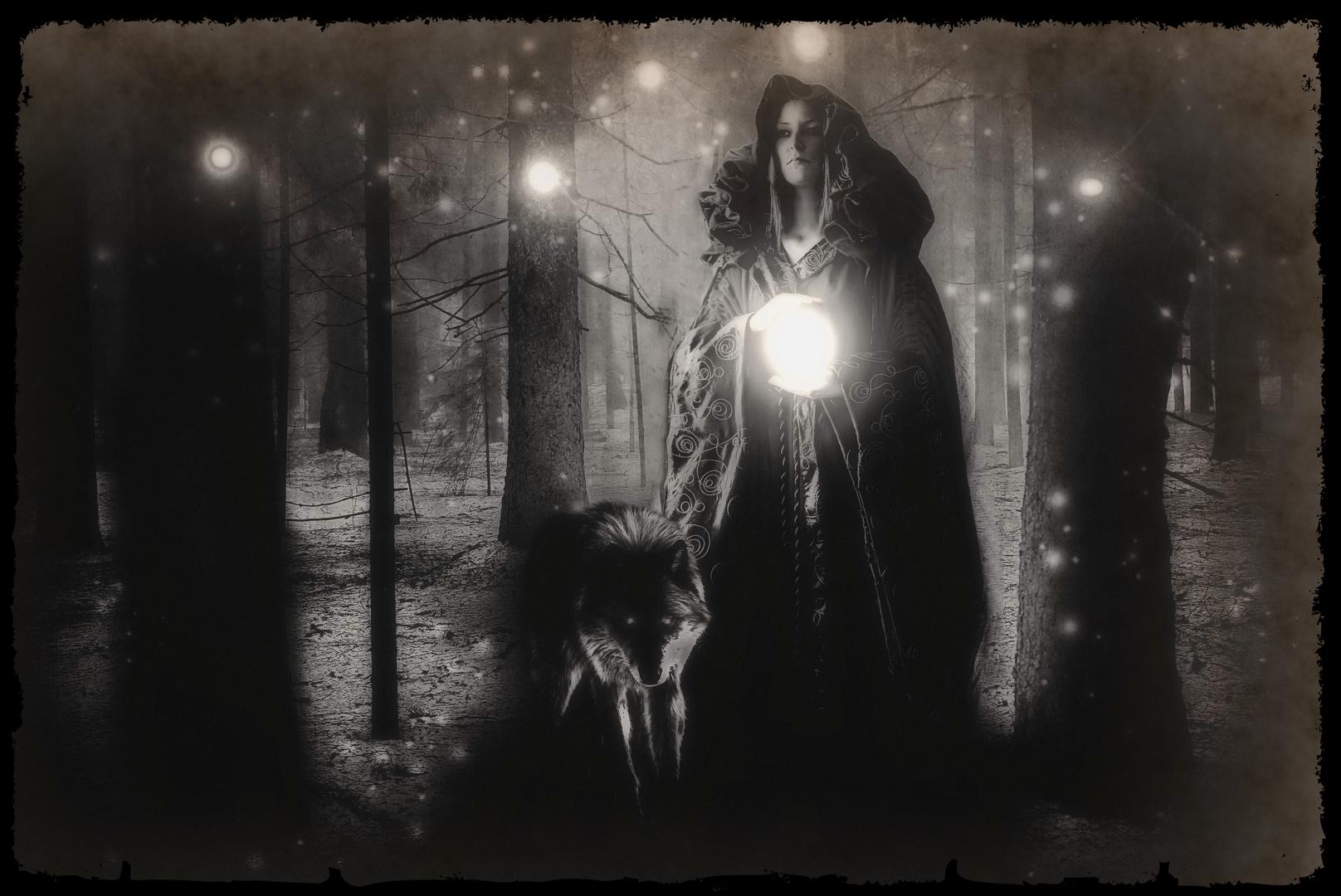 **** das magische Licht ****