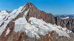 Das majestätische FIN(SC)TERAARHORN - Top of Bernese Alps