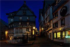 Das Marktcafe in Monschau