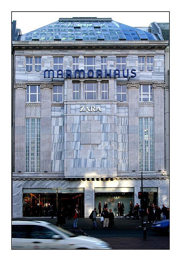 Das Marmorhaus / Berlin (reload)