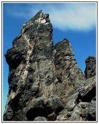 Das Matterhorn....