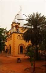 das mausoleum des mahdi