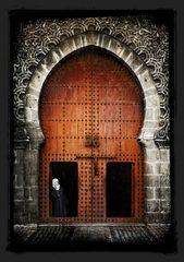 Das Mausoleum des Moulay Ismail (Reload)