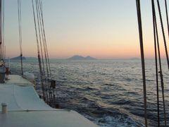 Das Meer am Abend