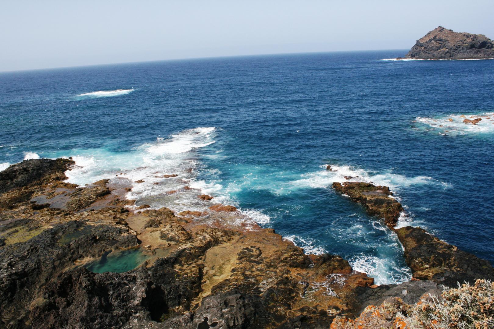 Das Meer bei Garachico