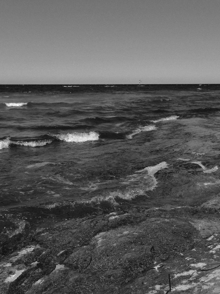 Das Meer in SW