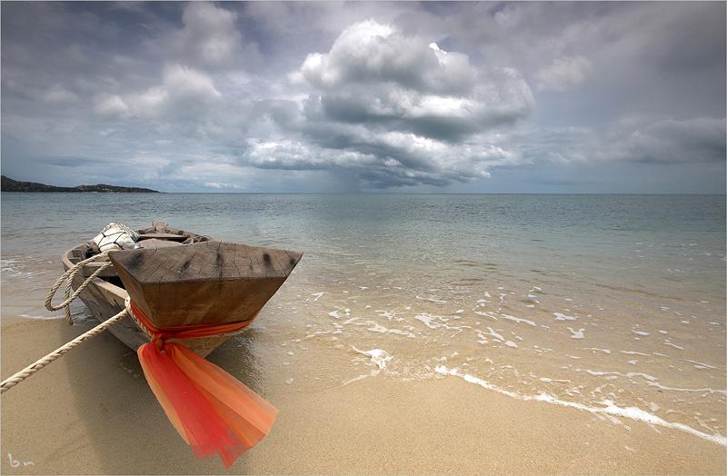Das Meer ist keine Landschaft
