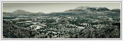 Das Messara Tal in Kreta/ The Messara Valey in Crete