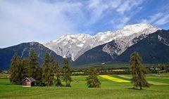 Das Mieminger Gebirge