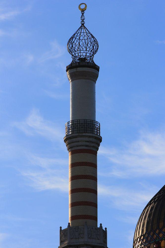 """Das """"Minarett"""""""