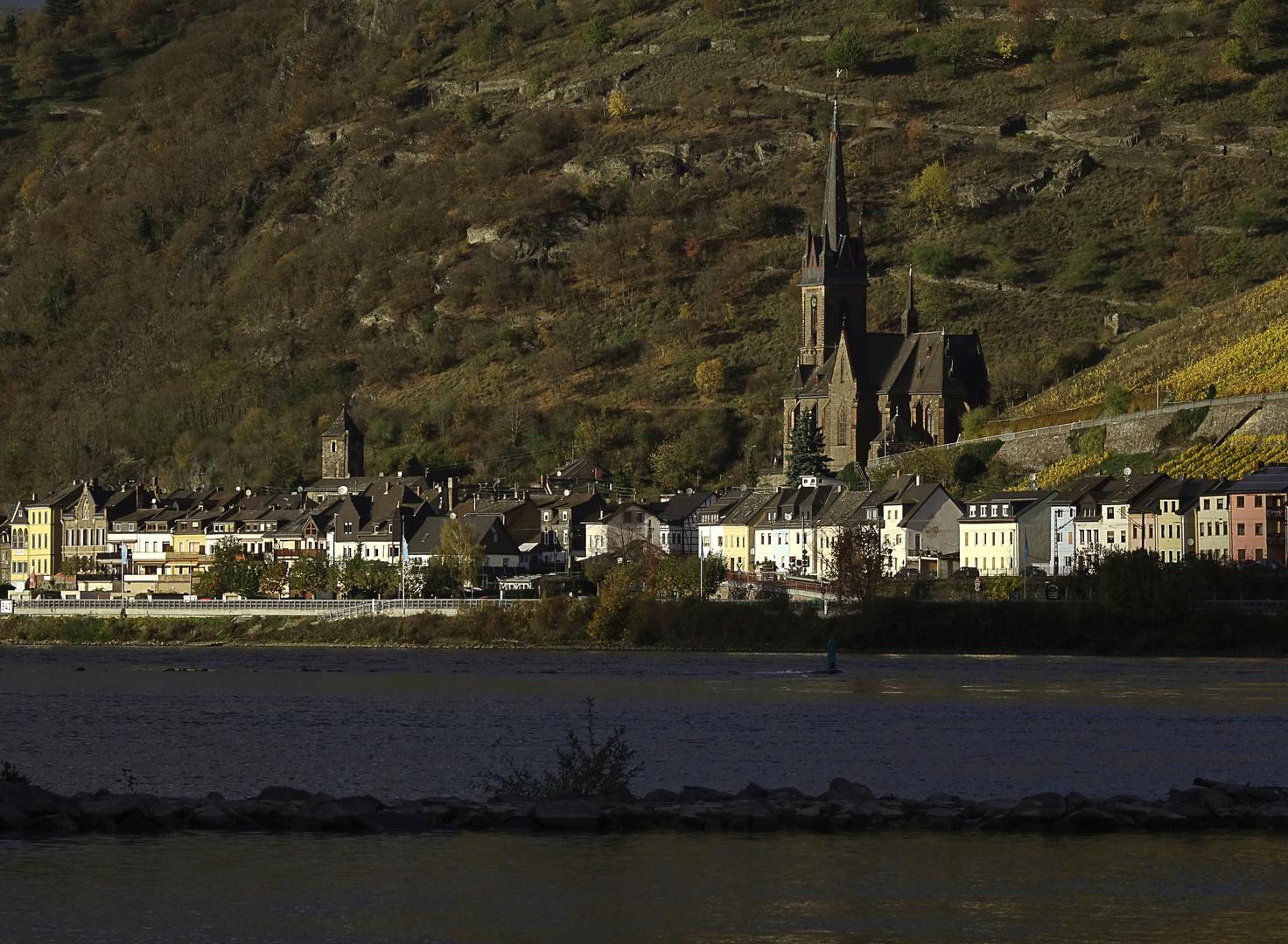 Das Mittelrheintal