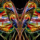 """Das Modell """"Rainbow"""", aus der Blüthner Crystal Edition"""