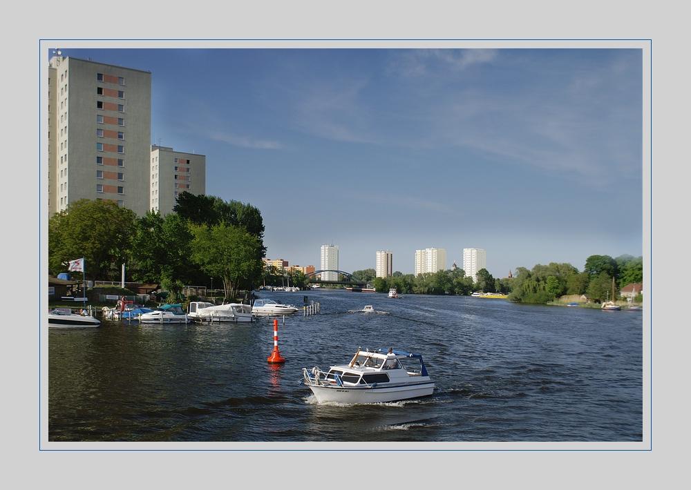 Das moderne Potsdam