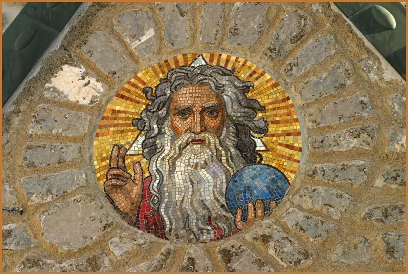 Das Mosaik...
