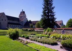 Das Münster auf der Reichenau.