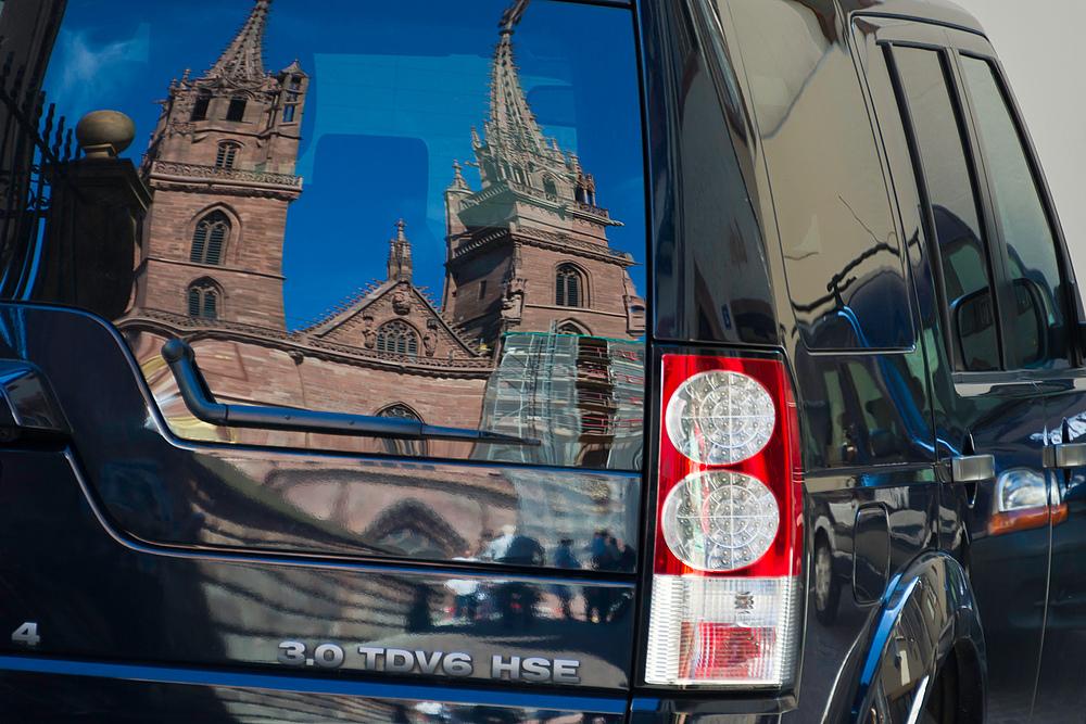Das Münster zu Basel