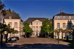 Das Museum in der ehemaligen Reichsabtei