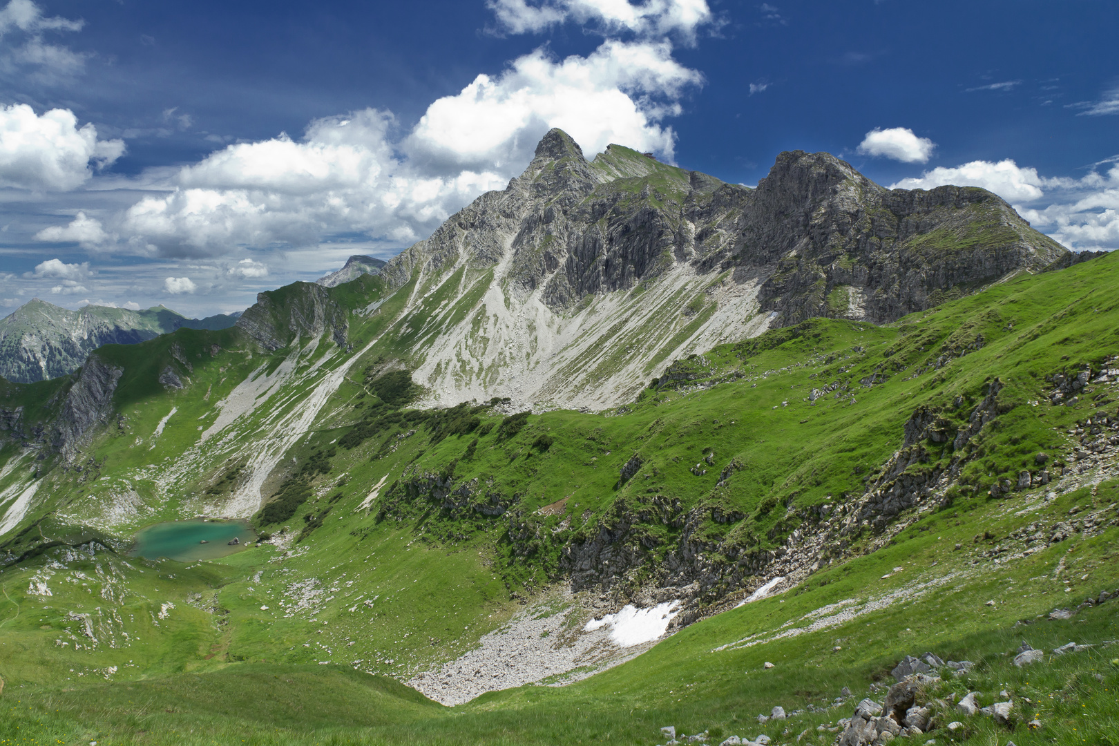 Das Nebelhorn