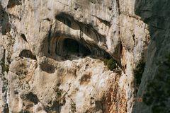 Das Nest der Geier im Gorges du Verdon