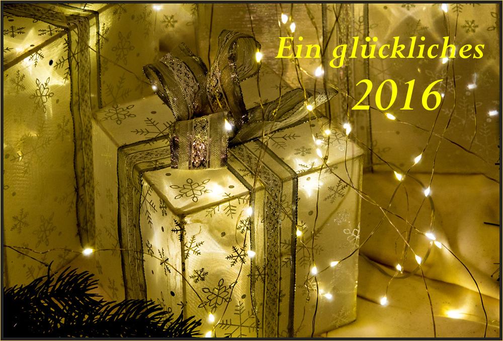 Das Neue Jahr ist noch verpackt.... Foto & Bild | karten und ...