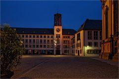 Das neue Rathaus in Worms