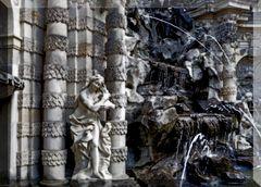 Das Nymphenbad im Zwinger Dresden