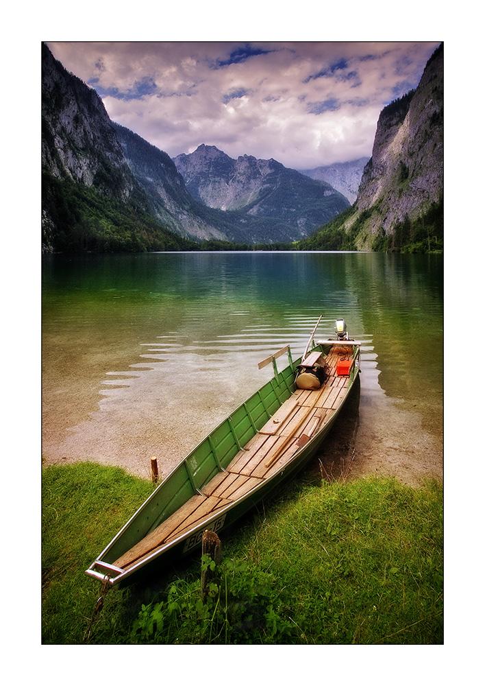 Das Oberseeboot...