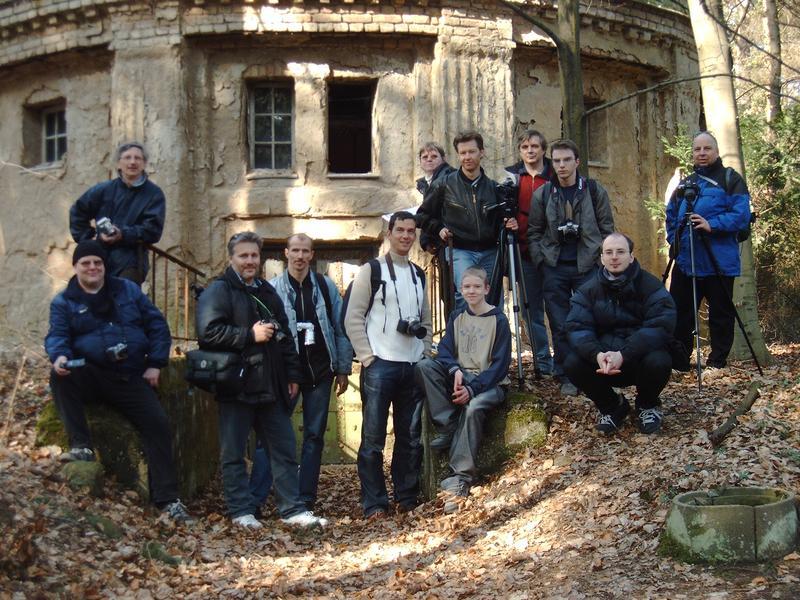 Das obligatorische Gruppenfoto