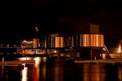 Das Ölmuseum in Stavanger...
