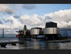 Das Ölmuseum in Stavanger