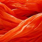 das orange Tuch