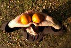 Das Orangenmädchen II