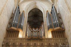 Das Orgelwerk im Ulmer Münster