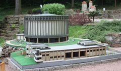 Das Panoramamuseum in Bad Frankenhausen