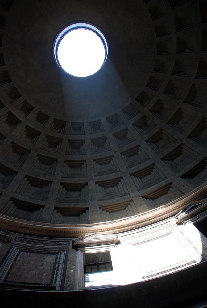 das Phanteon in Rom