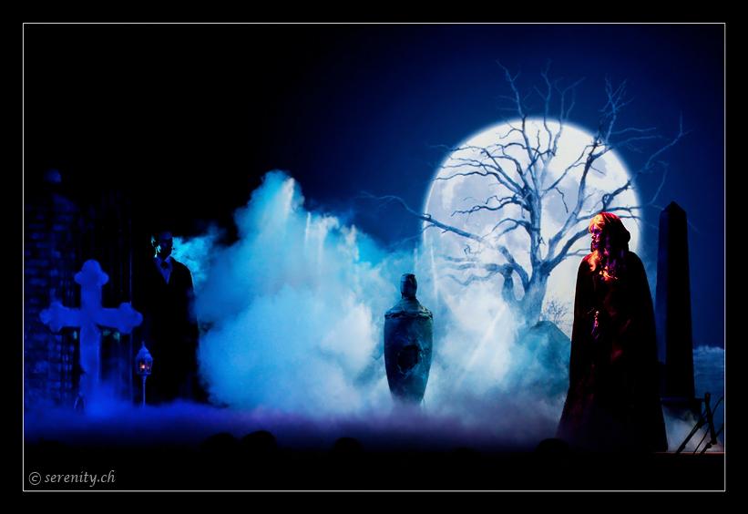 Das Phantom der Oper @ Neues Theater Spirgarten, Altstetten (Zürich)