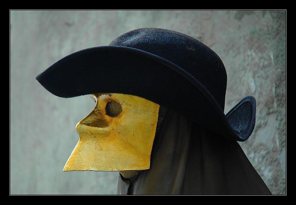 Das Phantom in Venedig......