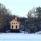 Das Piemonteser Bauernhaus im Winter