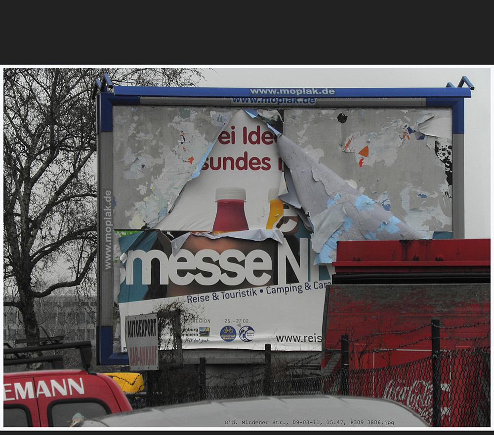 """""""Das Plakat in Wer-"""