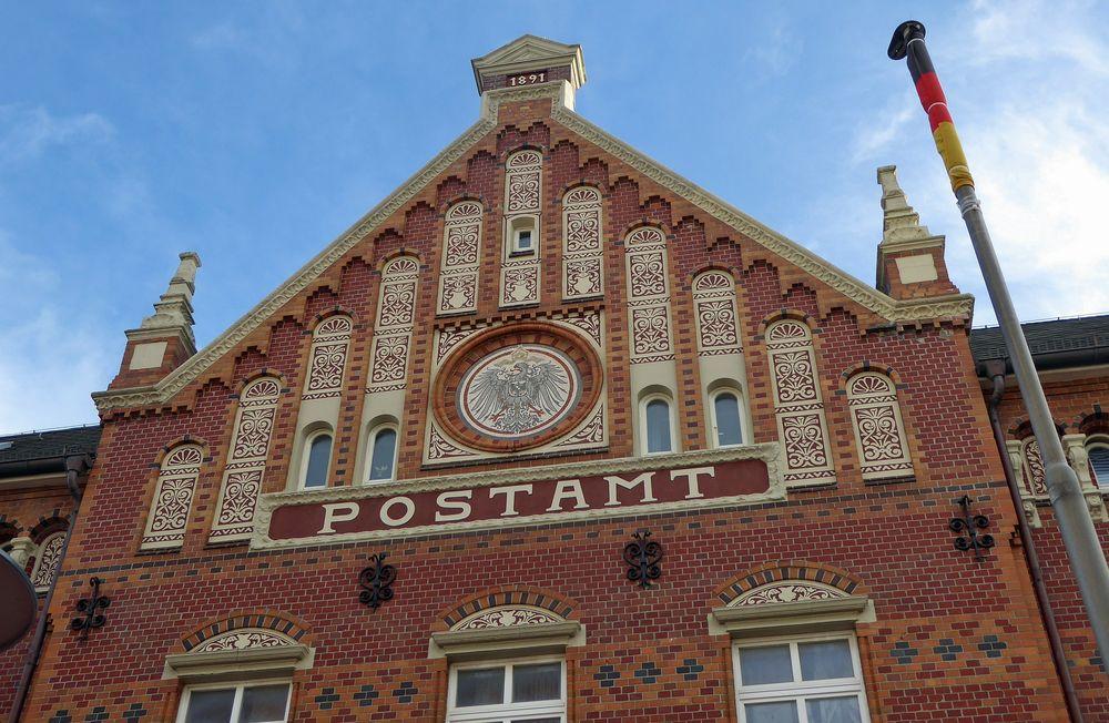 Das Postamt