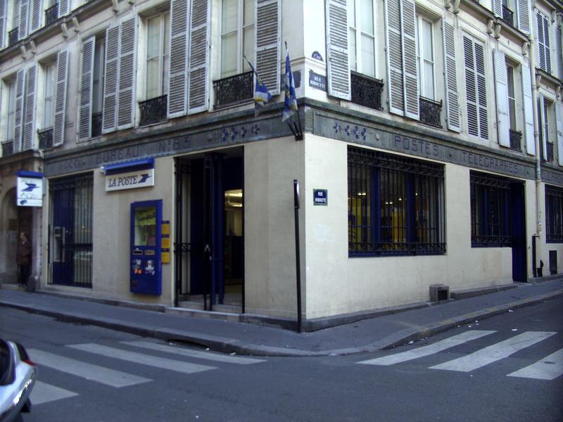 Das Postamt Nr.: 83